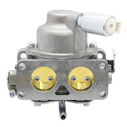 Carburador para Briggs & Stratton 810 CC V-Twin Motor 49 M977 ...