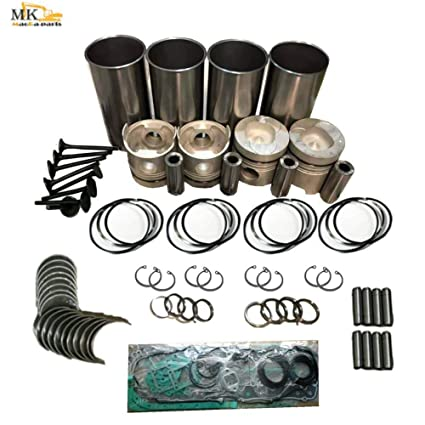 Amazon com: 1KD 1KD-FTV Overhaul Rebuild Kit For Toyota