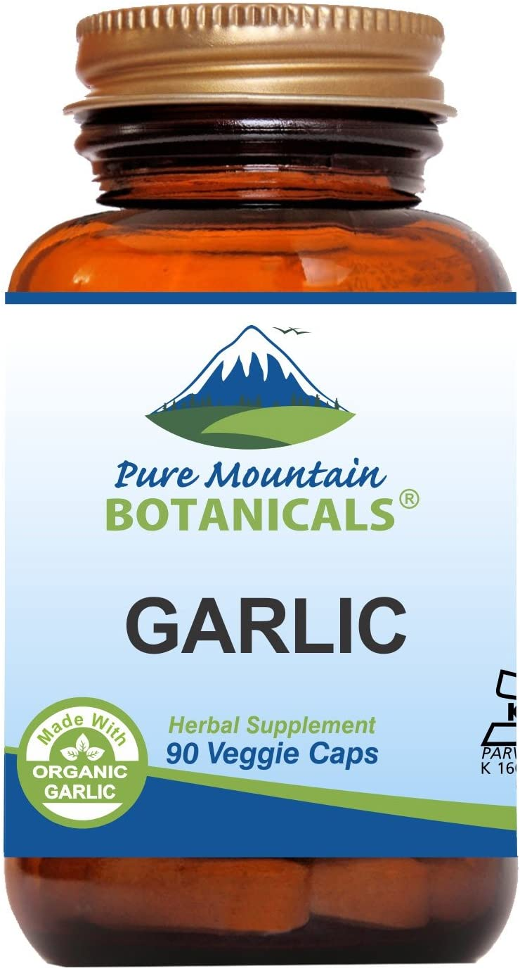 Garlic Pills Garlic Supplement