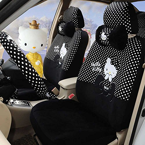 rmrp88 1 Hello Kitty Universal Fit Bucket Seat Cover, used for sale  Delivered anywhere in Canada