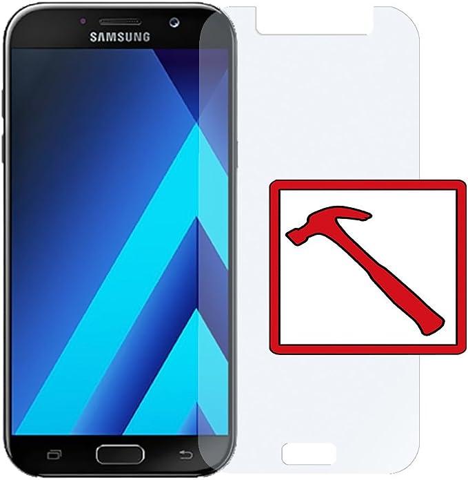 Slabo Lámina de Vidrio Premium para Samsung Galaxy A7 (2017) SM ...