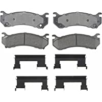 ACDelco Gold 17D785CH Ceramic Disc Brake Pad Set