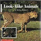 img - for Look-Alike Animals book / textbook / text book