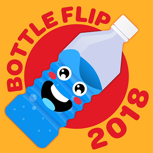 Bottle Flip 2018: Water Flipping Bottle Challenge Extreme Free App