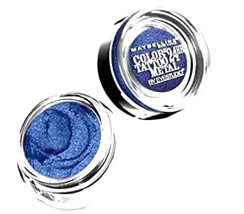 Amazon.com : Maybelline New York Eye Studio Color Tattoo Metal 24 ...