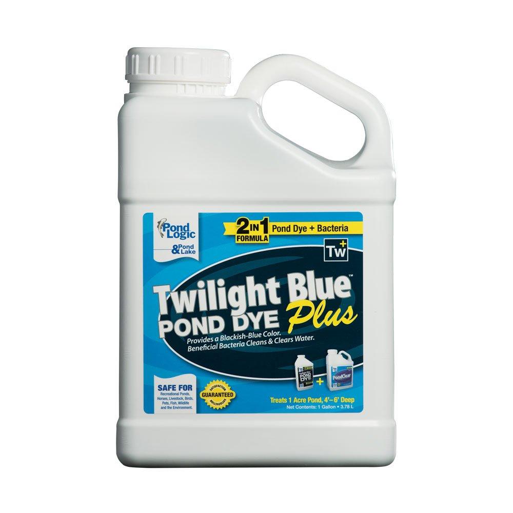Twilight Pond Dye PLUS Case (4-1 Gallon Bottles AMZ