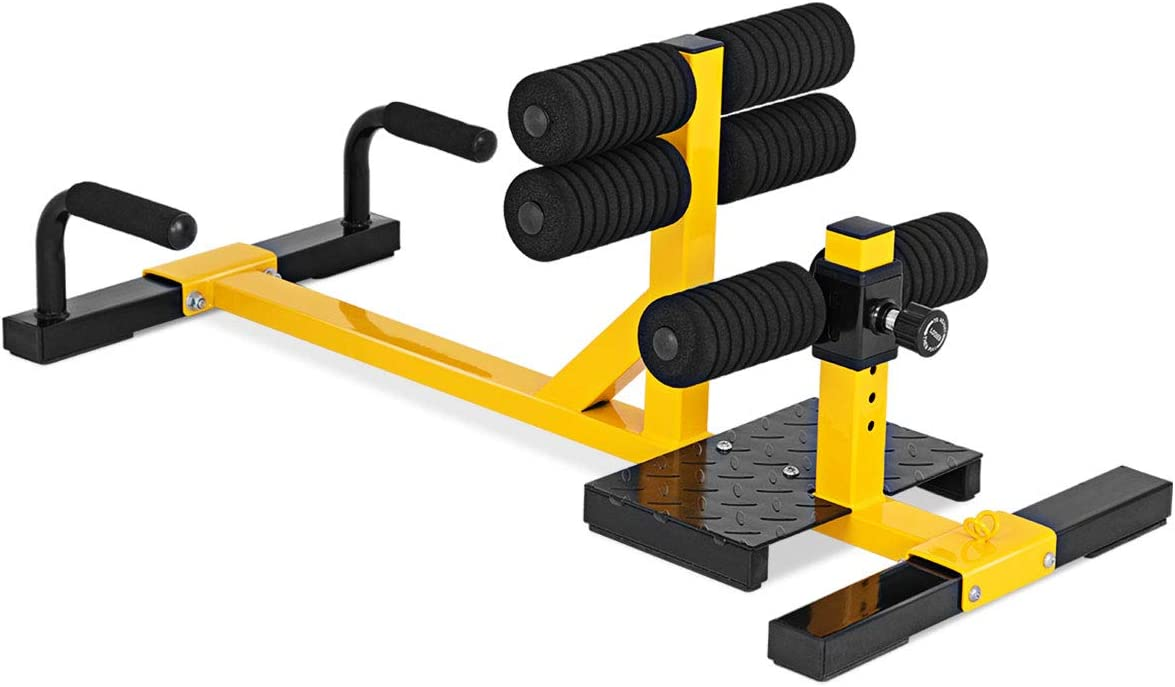 GYMAX Sissy Squat Machine