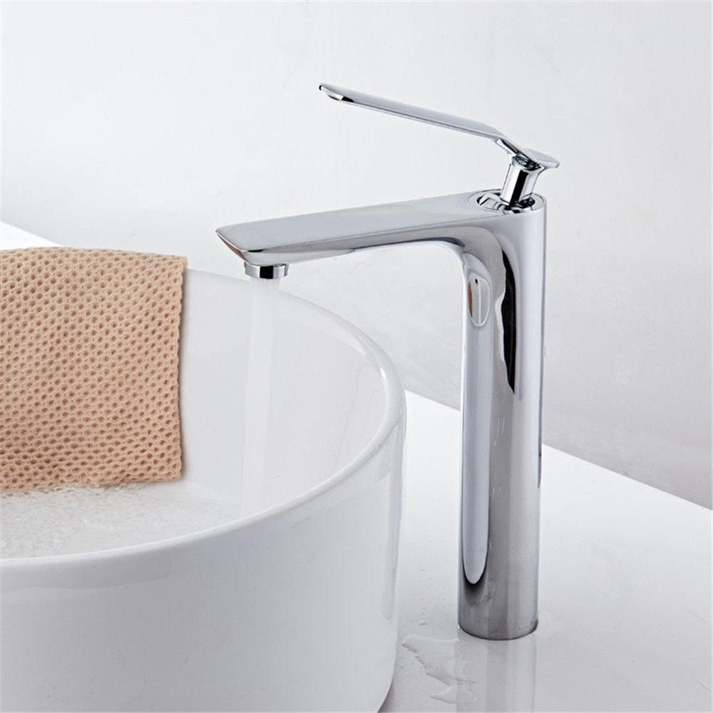 Good quality Antique Basin Sink Mixer Tap The bronze basin mixer hot and cold single hole Washbasin Faucet bathroom faucet bathroom Bathroom Faucet