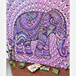 Elephant Tapestry Wall Hanging for Bedroom - Tapestries for Wall