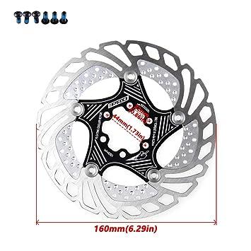 Amazon.com: FAgdsyigao 140/160/180/7.992 in MTB bicicleta de ...