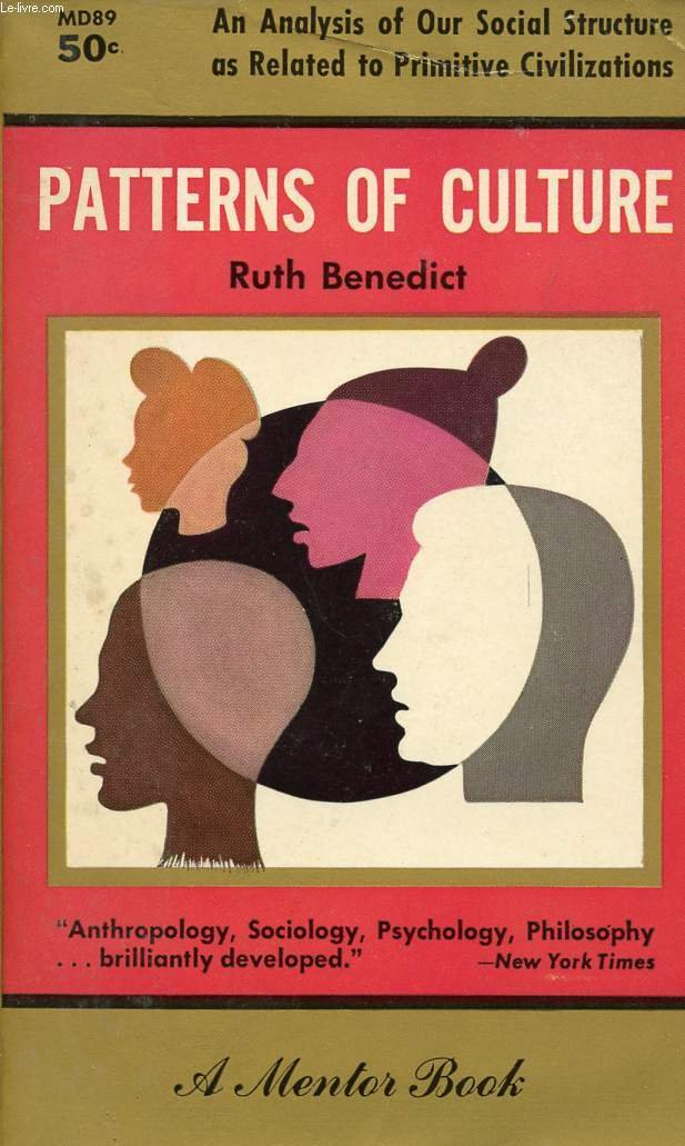 Patterns Of Culture Ruth Benedict Amazon Books Best Patterns Of Culture
