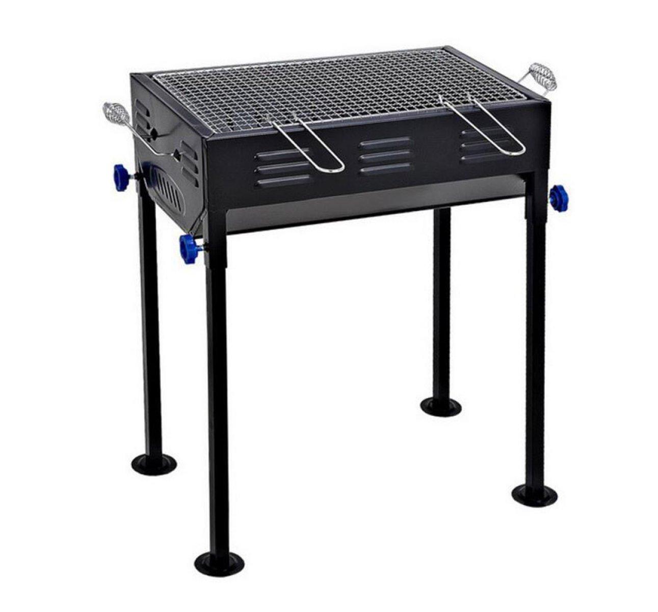 Kebab Grill Camping   Klappbaren Im Tragbare Kohlegrill Im Klappbaren Freien Holzkohlegrill Grill-Box,C a260e4