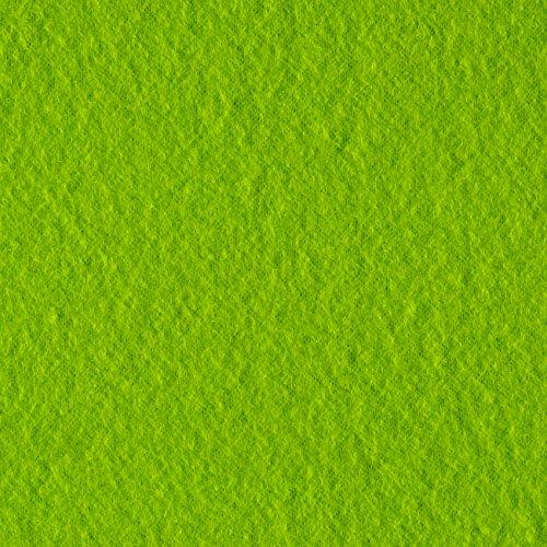 폴라 플리스 솔리드 라임 패브릭 by 마당/Polar Fleece Solid L..