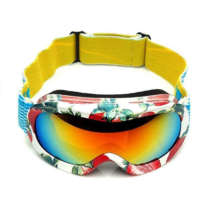 Panda Impresión Gafas - Gafas para niño Snowboard/esquí ...