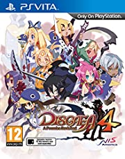 Disgaea 4 : A Promise Revisited (Playstation Vita)