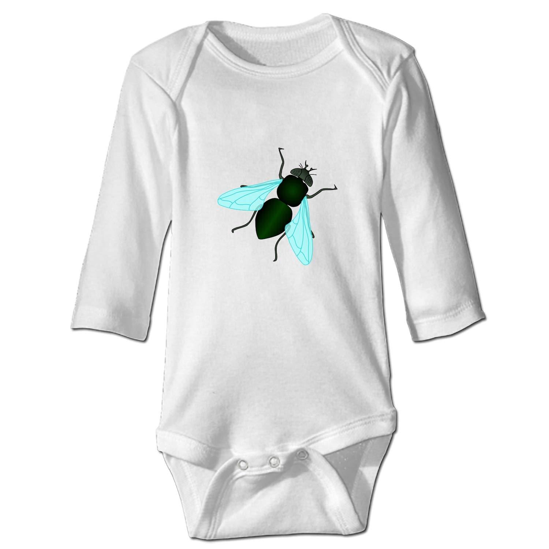 WilBstrn Ostrich Baby Bodysuit Infant Unisex Long Sleeve Bodysuit