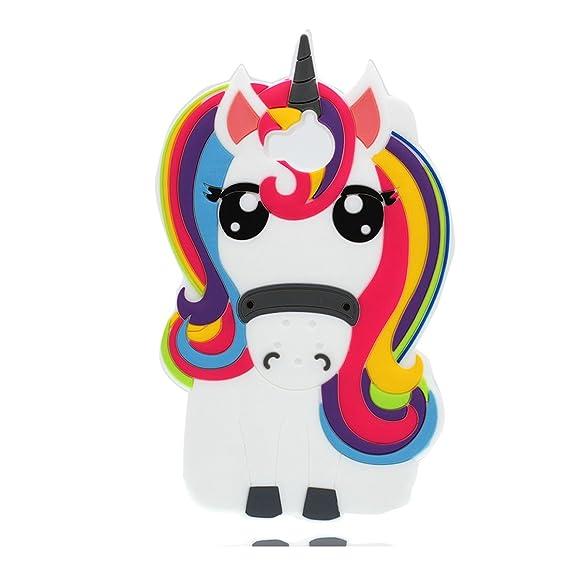 carcasa huawei y5 2017 unicornio