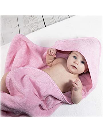 5a959d393f54 TowelsRus Soft Hooded Cotton Baby Wrap Towel