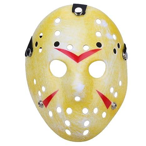 InnerSetting Máscara de Halloween, máscara de Baile para Reunir, máscara de jazón, máscara