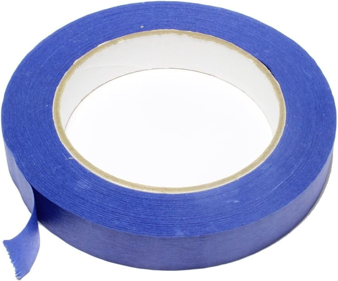 StewMac Brown Binding Tape Set of 3 Sizes 1//4, 1//2 and 3//4 Widths