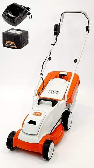 Stihl 63112000010 RMA 235 - Cortacésped con batería AK20 y cargador AL101: Amazon.es: Bricolaje y herramientas