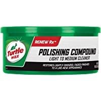Turtle Wax 50205 Polishing Car Compound Light to