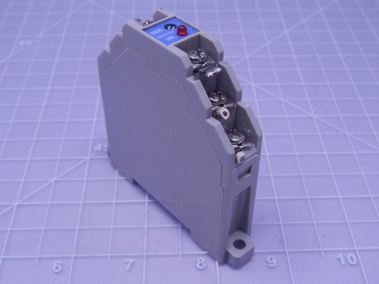 6 KEYENCE ES-32DC PROXIMITY SENSOR AMPLIFIER T11508