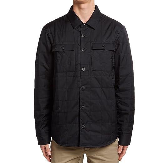 b8de08a54503c Nike SB Holgate Winterized L S Shirt Quilted Men s Jacket at Amazon ...