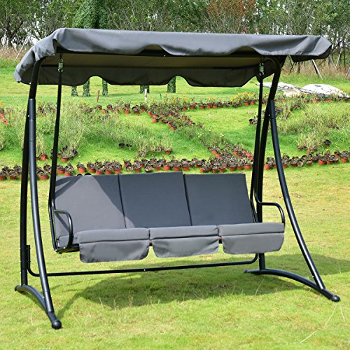Top 10 Best Garden Swings For Adults With Canopy Best Of
