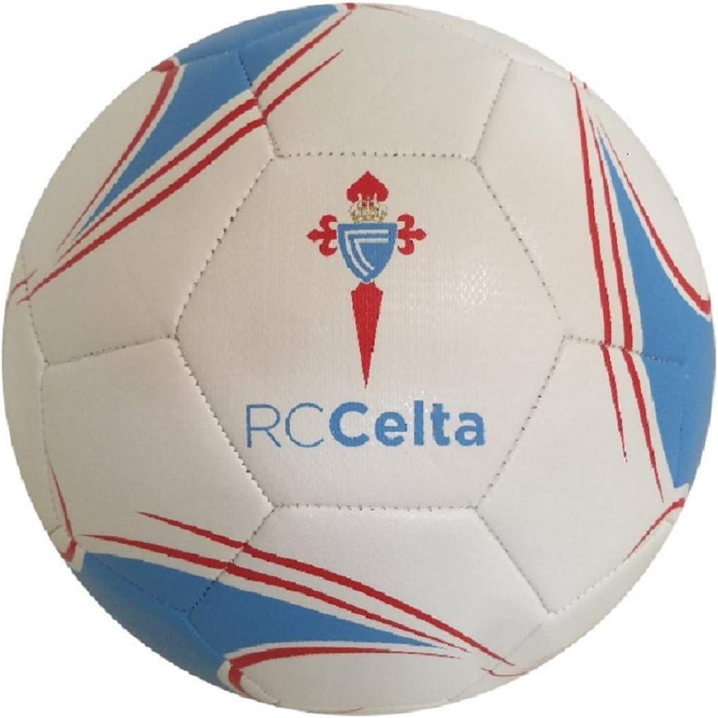 Balón R. C. Celta Vigo 2018/2019 Talla 5: Amazon.es: Deportes y ...