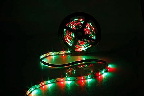 Tira de Luz 300 LEDs 5m 3528 SMD Bombilla 12V para decorar / Barco