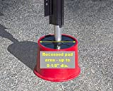 Andersen Hitches 3608 x2 | Trailer Jack Block with
