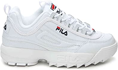 Fila Baskets Femme Blanc, 40 Blanc Achat Vente basket