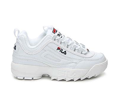 Blanc Baskets Ii Chaussures Décontractées Disruptor 2 Low Femme nOwPk0