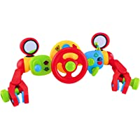 Early Learning Centre Figurines (Lights and Sounds Buggy Driver)