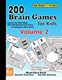img - for 200 Brain Games for Kids VOLUME 2 (Big Book Series) book / textbook / text book