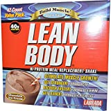 Labrada Nutrition Lean Body Chocolate Ice Cream 42-2.78oz (79g) packets