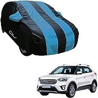 Autofurnish AF21593 Car Body Cover Compatible with Hyundai Creta (Blue)