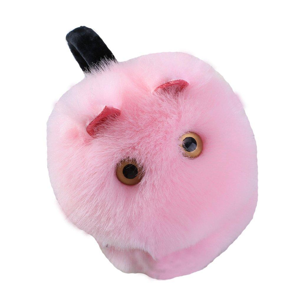 Women Girls Cute Cat Fluffy Ear Muffs Girls Outdoor Warm Earmuffs Headband Urchart
