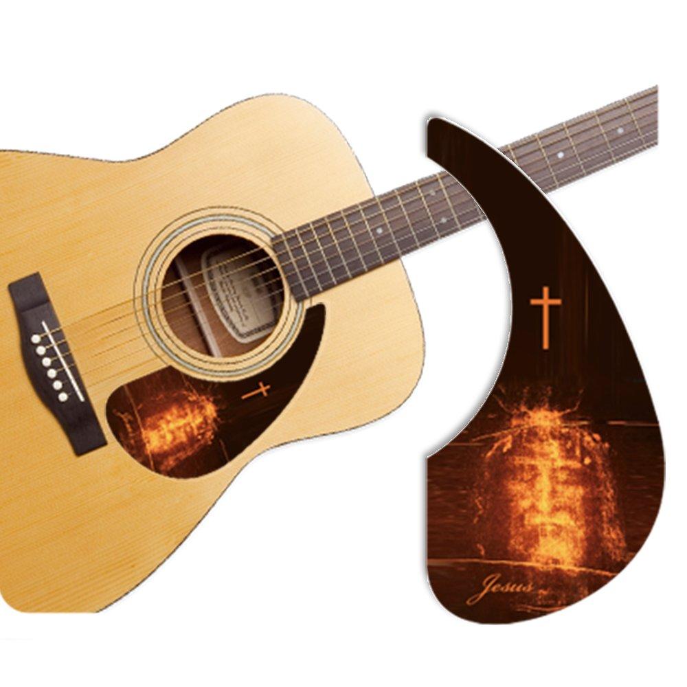 Healingshield Premium Acoustic Guitar Pickguard Basic Type God-A