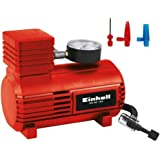 Einhell 2072112 Compresor de Automocion CC-AC conexión 12 v, Rojo