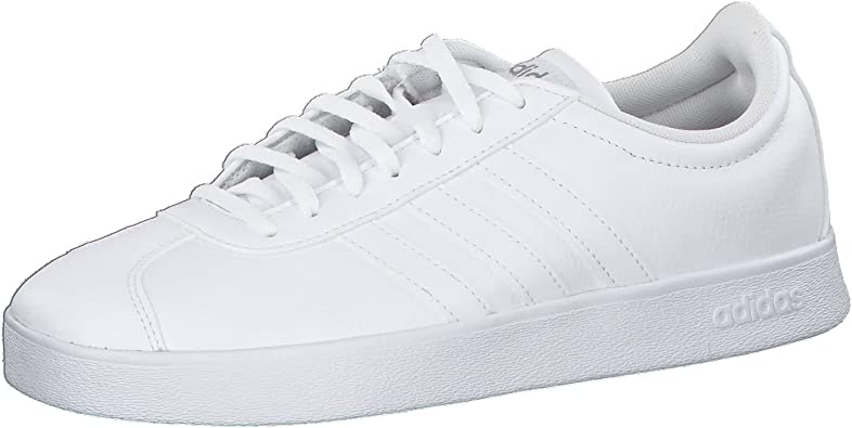 Nueve perderse suma  Amazon.com | adidas Women's Vl Court 2.0 Fitness | Fashion Sneakers