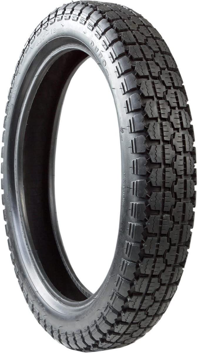 Duro HF308 Front//Rear 4 Ply 3.50-18 Motorcycle Tire