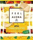 湖池屋 ポテトチップス FEEL ALOHAマンゴー&バター 65g×12袋