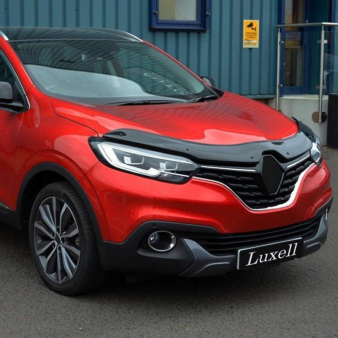 Luxell Motorhaubenschutz Windschutz Steinabweiser Für Kadjar 2015 Auto