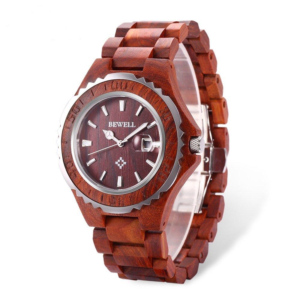 Nice watch !!!! Fancy a wooden watch
