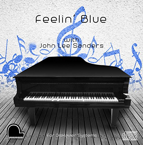 Feelin' Blue - Yamaha Disklavier Compatible Player Piano CD