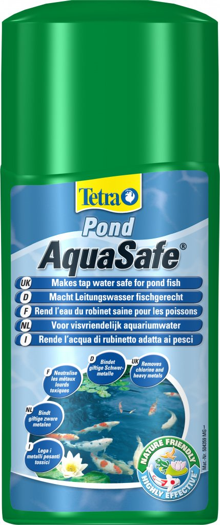 Tetra AquaSafe Pond Treatment 1L
