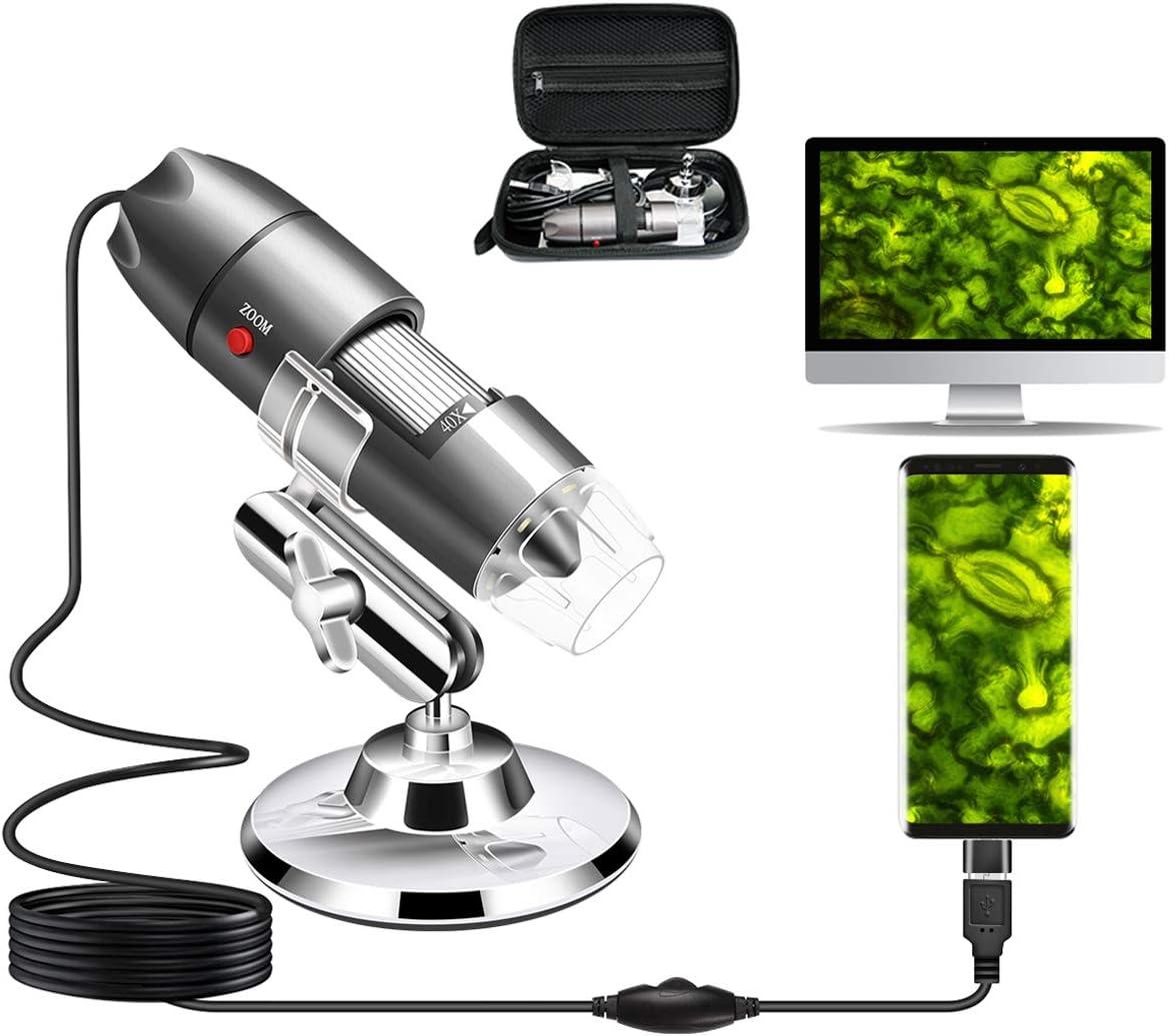 Cainda Usb Mikroskop Kamera 40 X Bis 1000 X Digitales Kamera