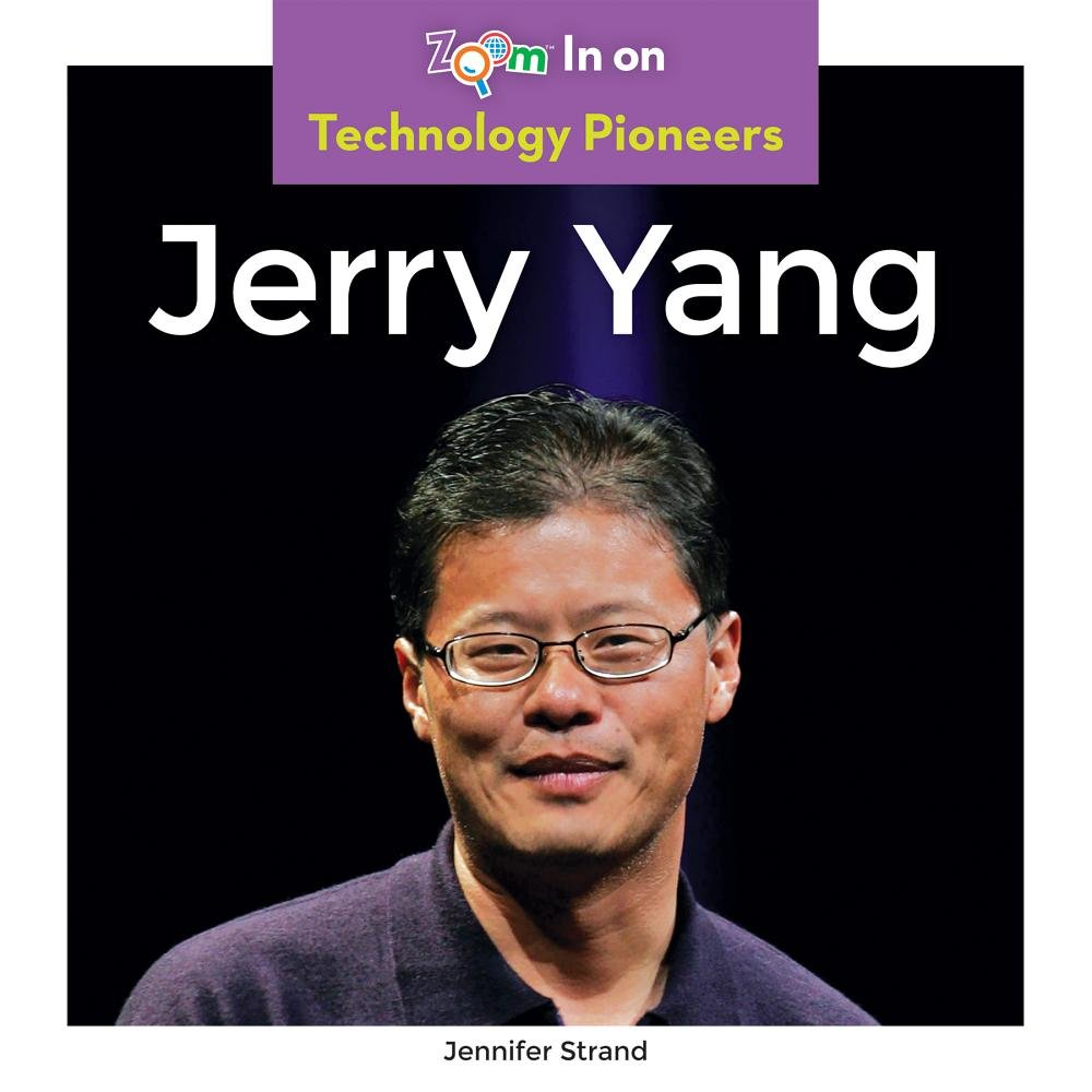 Jerry Yang (Technology Pioneers)